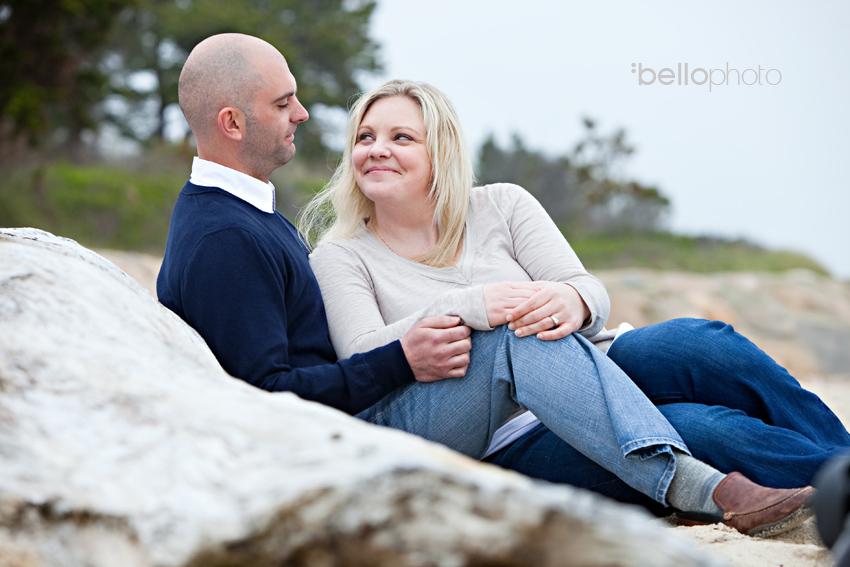 Cape photographers - Couple on beach