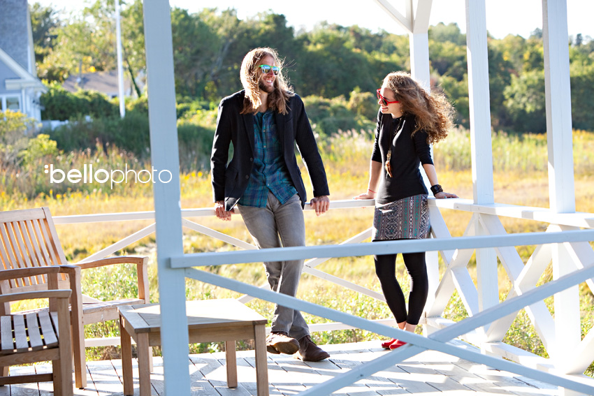Barnstable engagement session