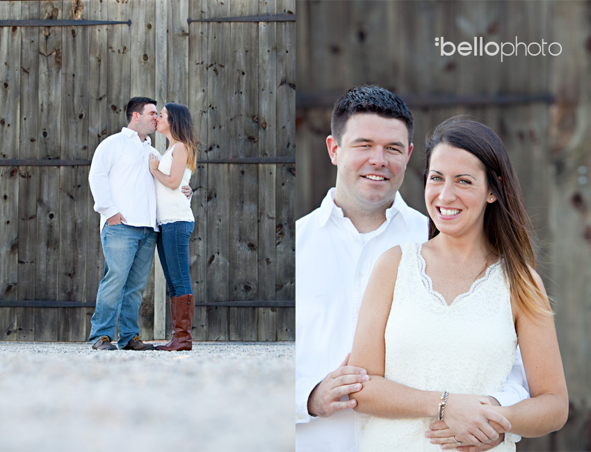 Cape Cod wedding blog photo from Bello Photography Buzz about Holly & Paul's Bourne Farm Engagement Session ~ Cape Cod Wedding Photographers