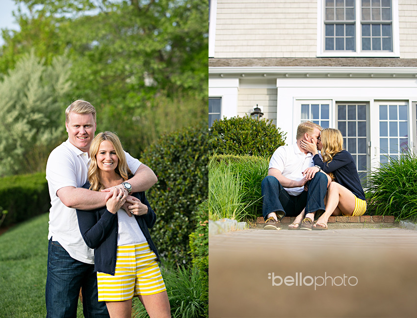 Cape Cod wedding blog photo from Bello Photography Buzz about Kerri & Billy's Falmouth Engagement Session ~ Cape Cod Wedding Photographers