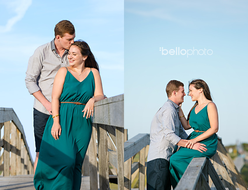 Cape Cod wedding blog photo from Bello Photography Buzz about Jackie & Chris's Sandwich Engagement Session ~ Cape Cod Photographers