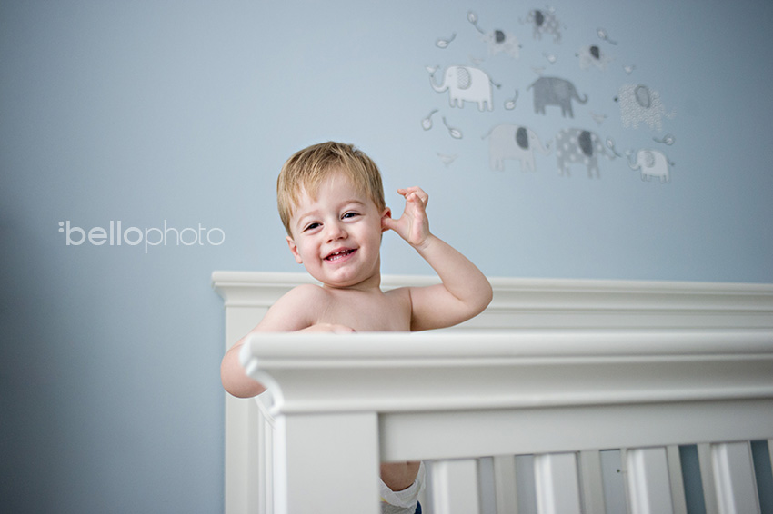 toddler in crib, lifestyle photographers