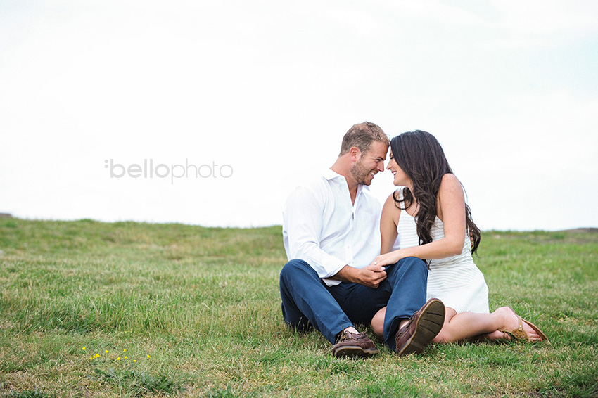 nobska engagement session