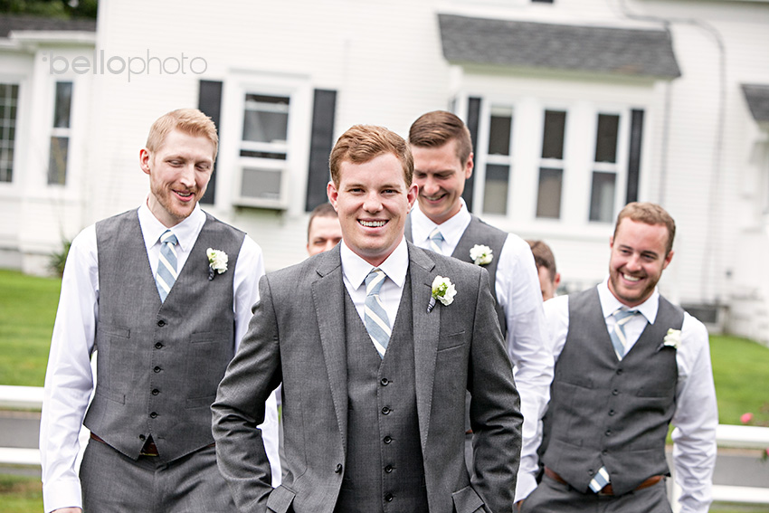 groom & groomsmen, holy trinity church