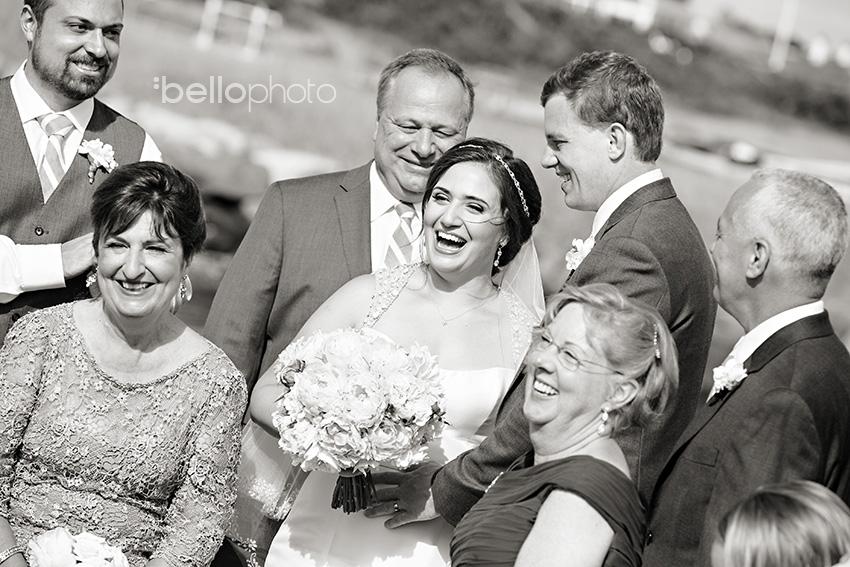 wychmere wedding, family portraits
