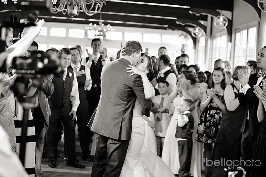 wychmere wedding first dance