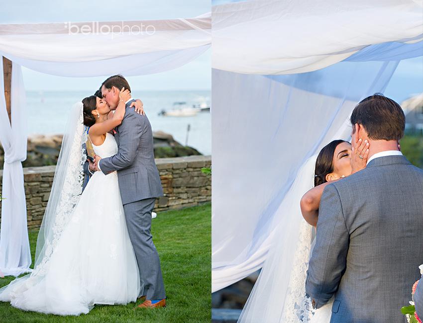 11 wychmere wedding kiss
