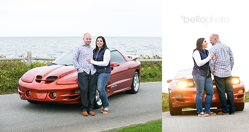 04 sport car & couple