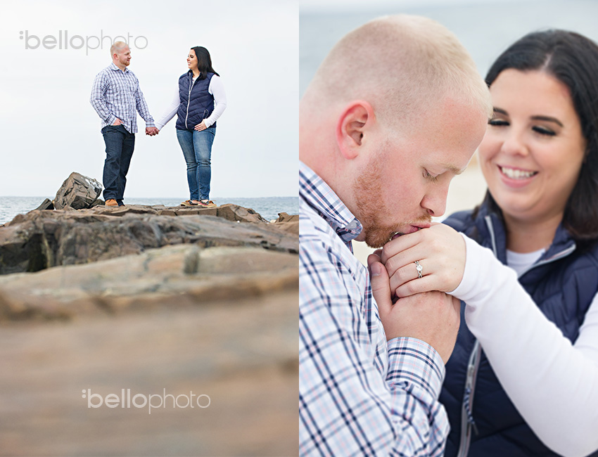 05 cape cod engagment session