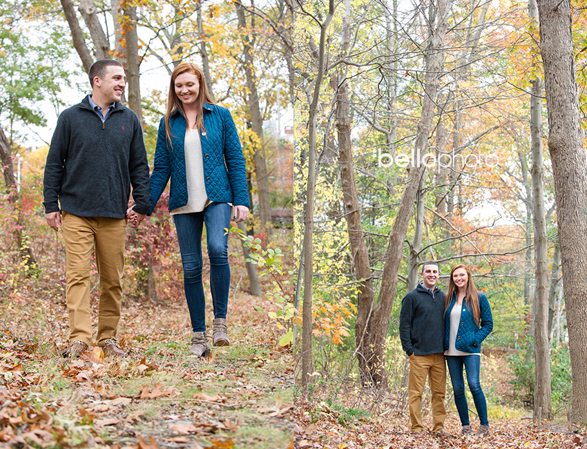 01 fall engagement session