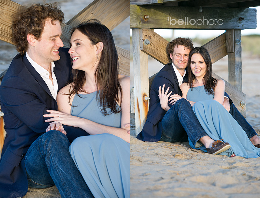 04 couple under boardwalk