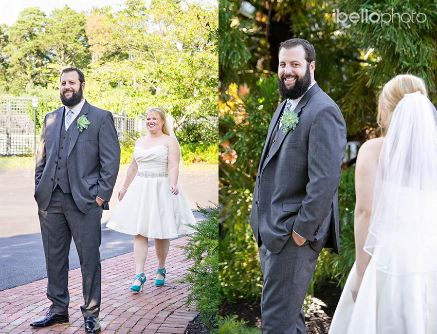 04 wequassett wedding first look