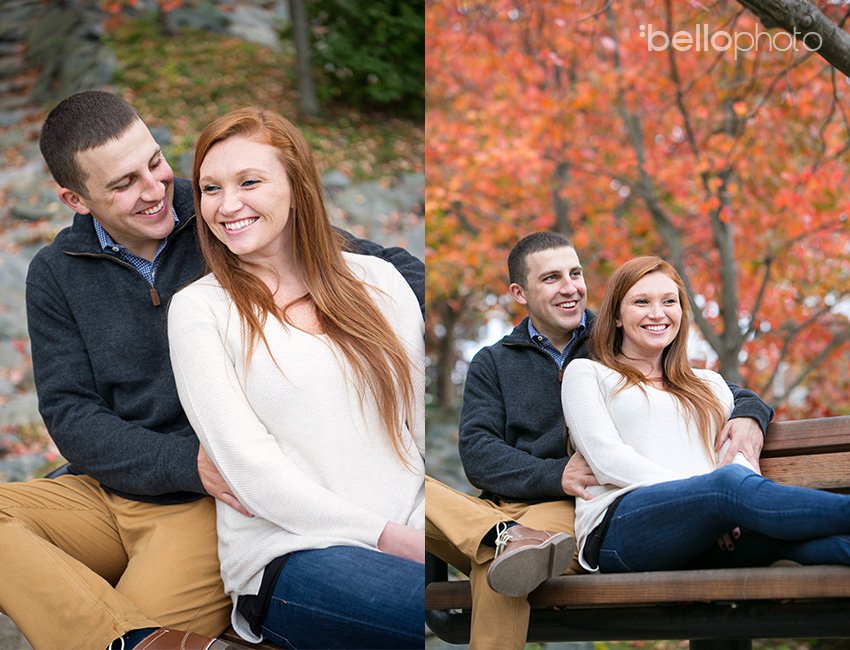 05 boston fall engagement session