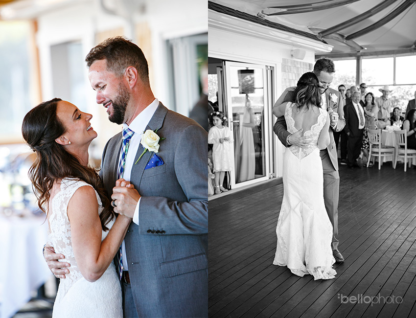 wequassett outer bar & grill wedding